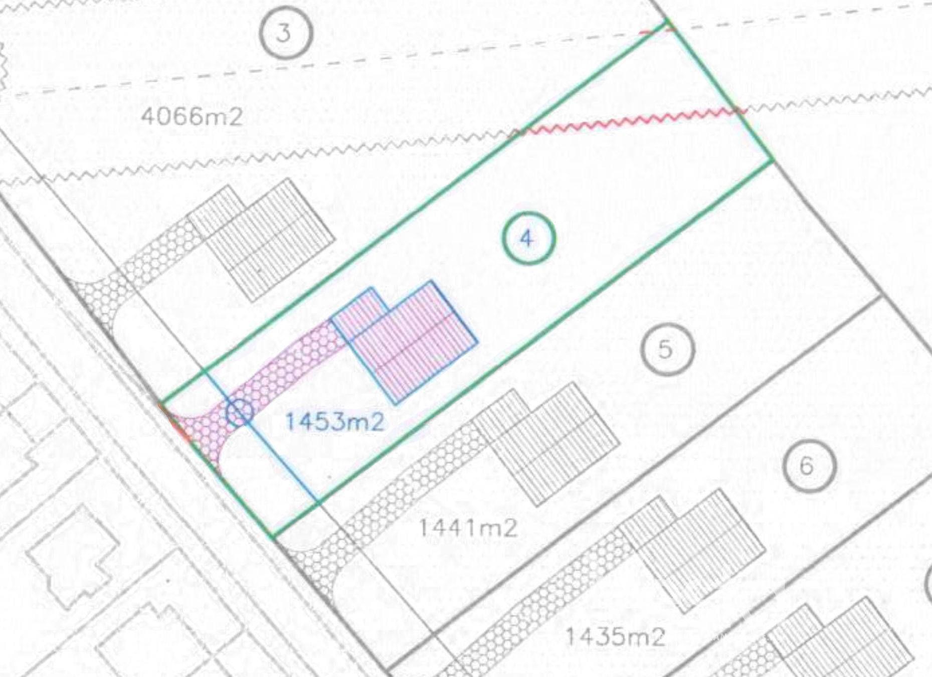 Pozemek pro výstavbu rodinného domu 1 453 m2