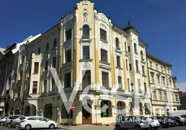 Pronájem bytu 2+1 v centru Podmokel